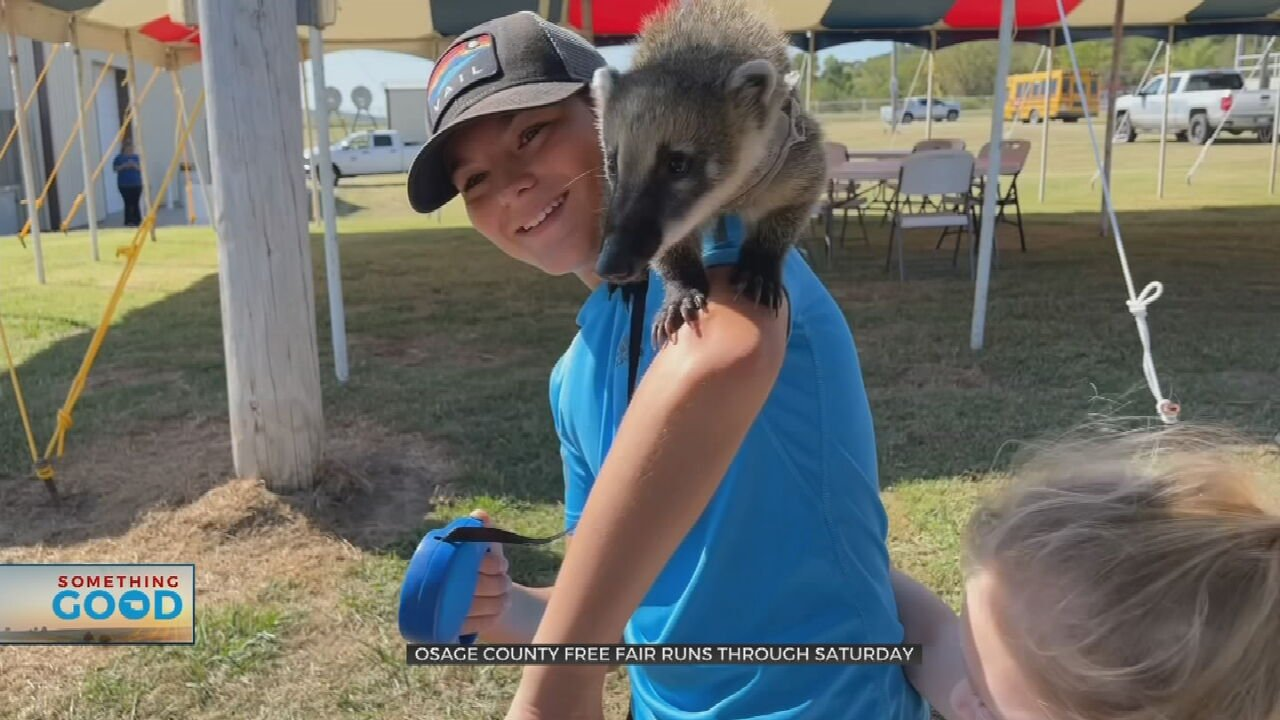 Osage County Free Fair Marks 108th Year