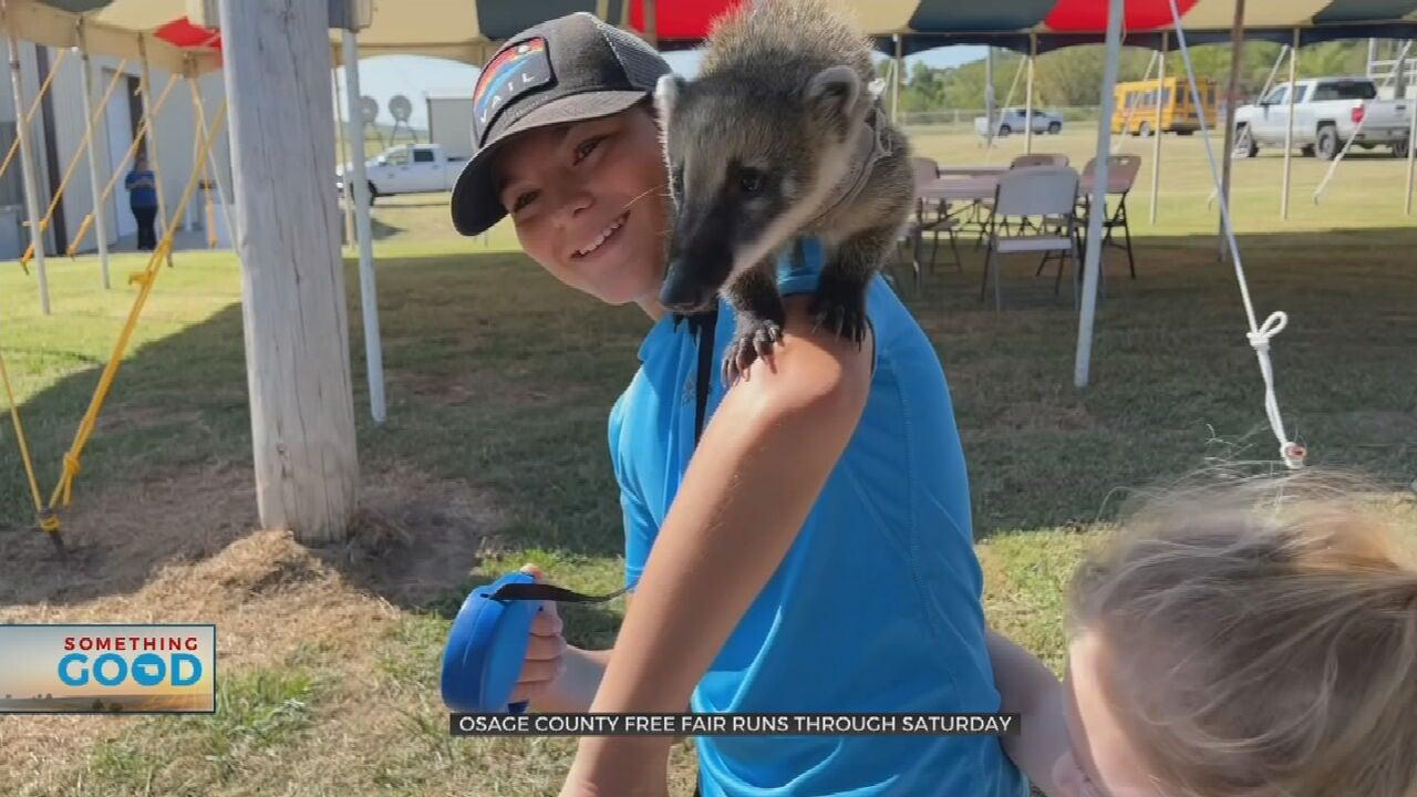Osage County Free Fair Kicks Off 108th Year Of Fun