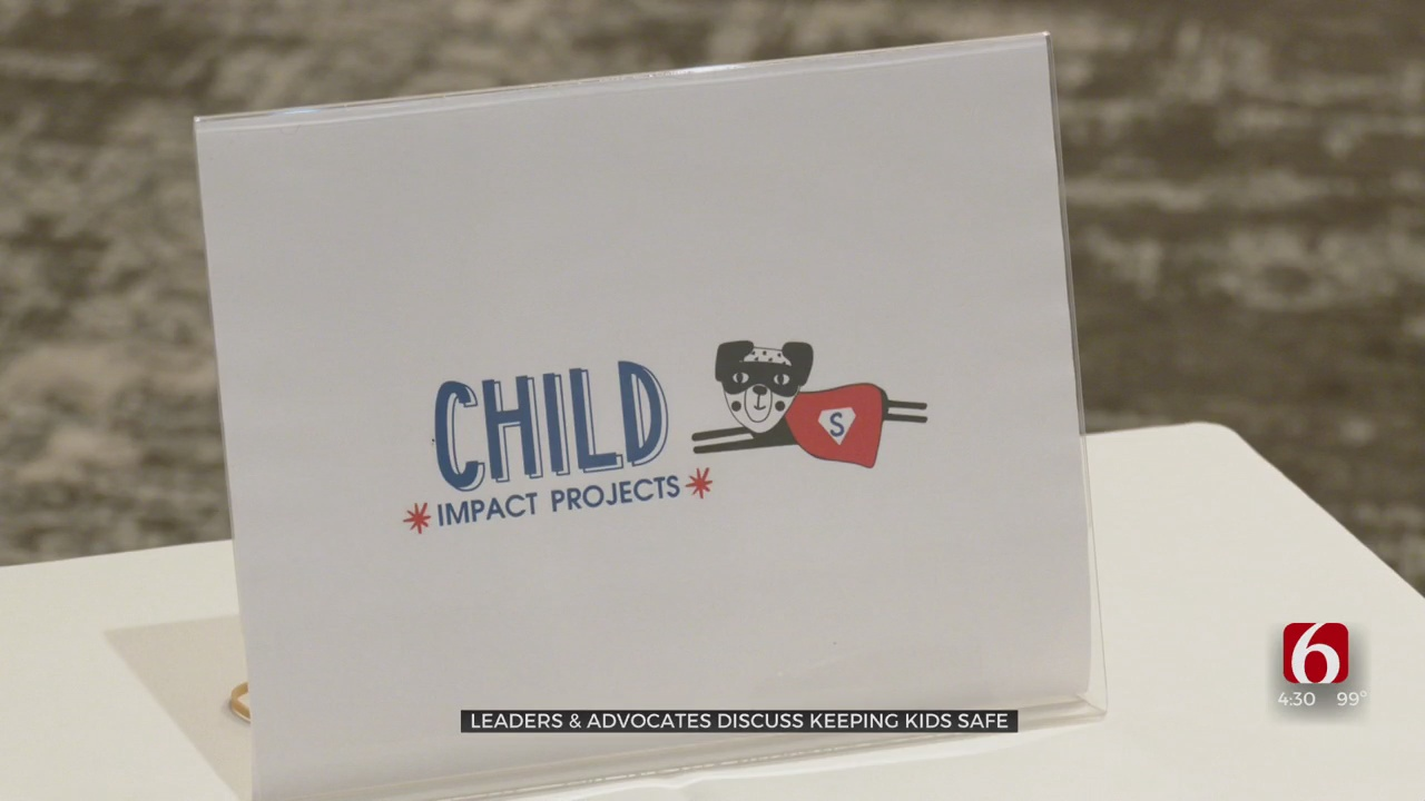 Child Impact Project Hosts Educational Training On Addressing Crimes Against Children