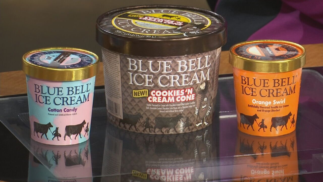 Taste Test Tuesday: Blue Bell's Limited Edition 'Cookies n' Cream Cone' Ice Cream