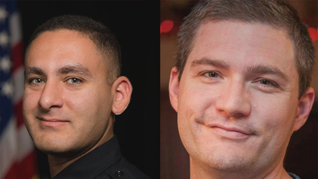 2 Tulsa Police Officers Injured In The Line Of Duty To Receive Oklahoma Purple Heart