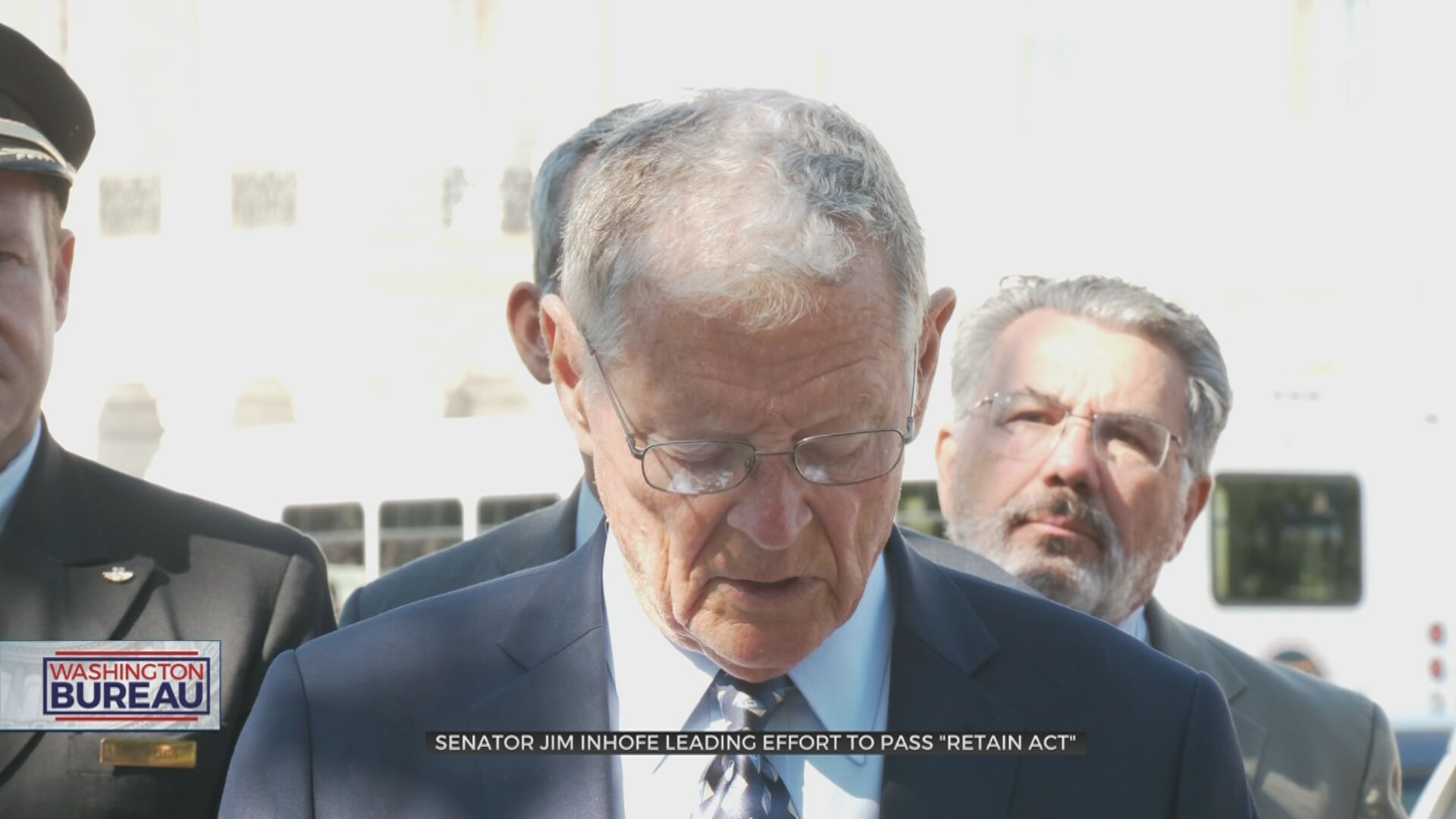 Senator Inhofe Leads Effort To Protect Americans From Possible GPS Service Damages