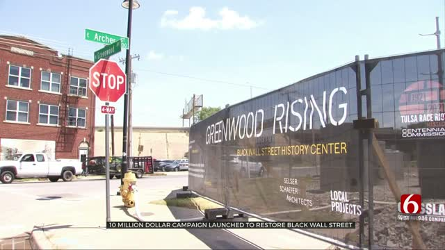 Historic Greenwood Chamber of Commerce Launches National Campaign