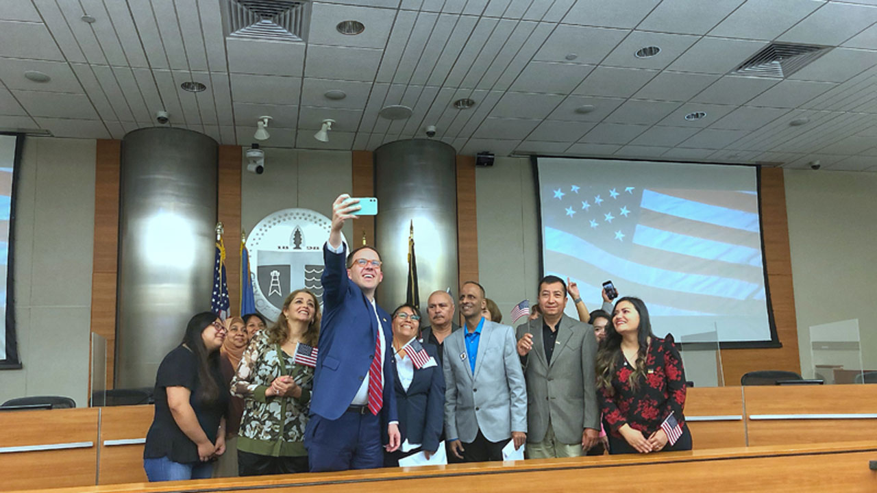 City Of Tulsa Welcomes 500th Naturalized Citizen Through New Initiative