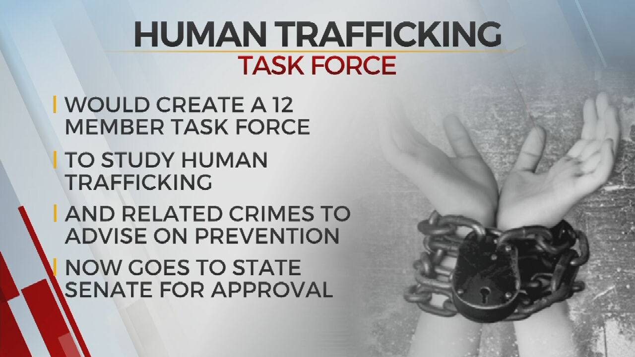 Legislation To Prevent Human Trafficking Heads To State Senate For Approval