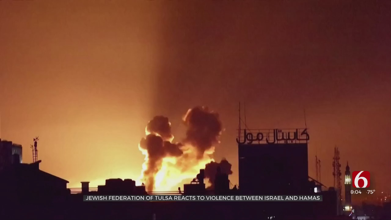 Local Leaders React To Worst Violence Between Israel And Hamas In 7 Years