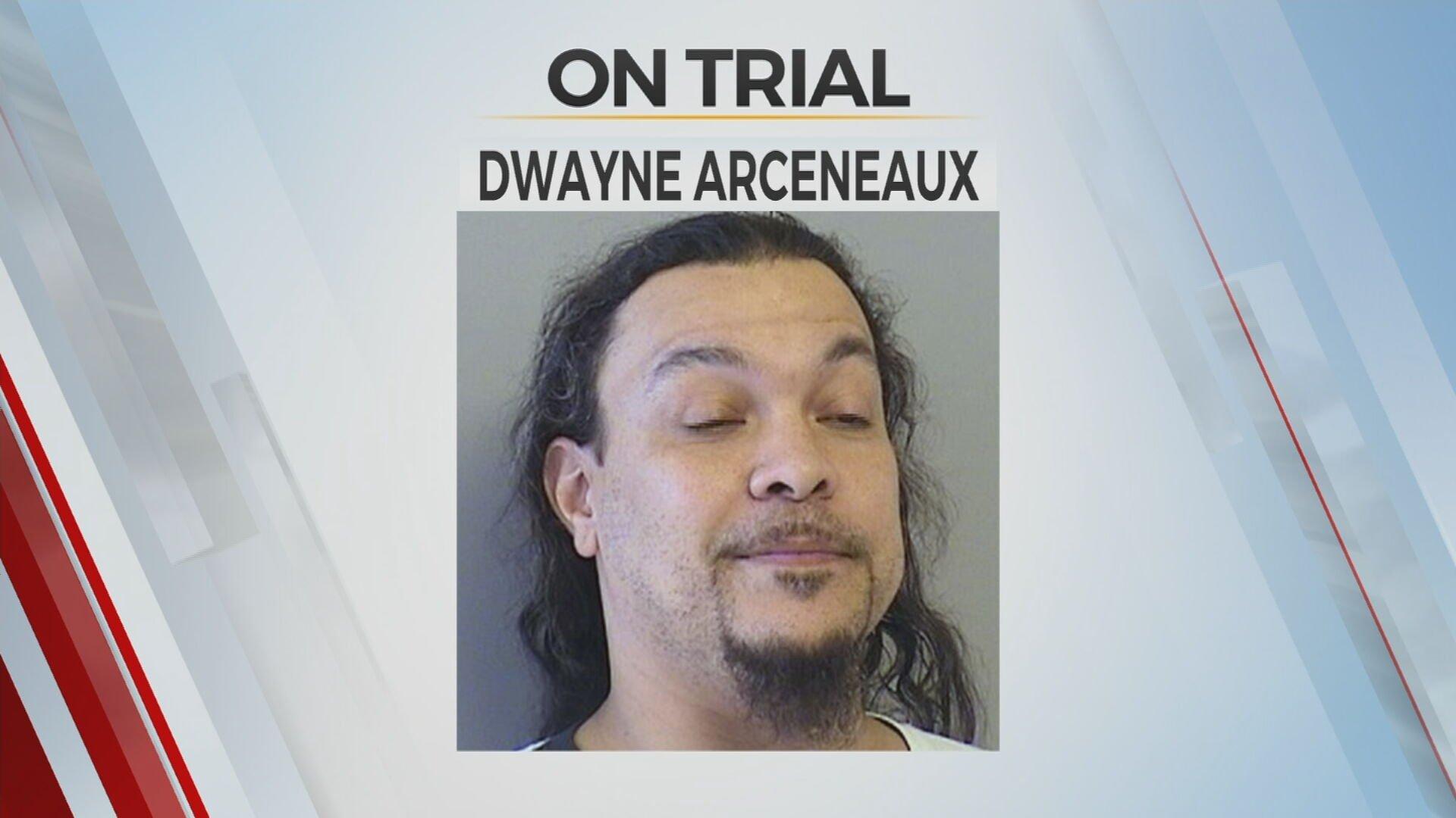 Jury Finds Texas Man Guilty Of Shooting, Killing Man Outside Tulsa Bar
