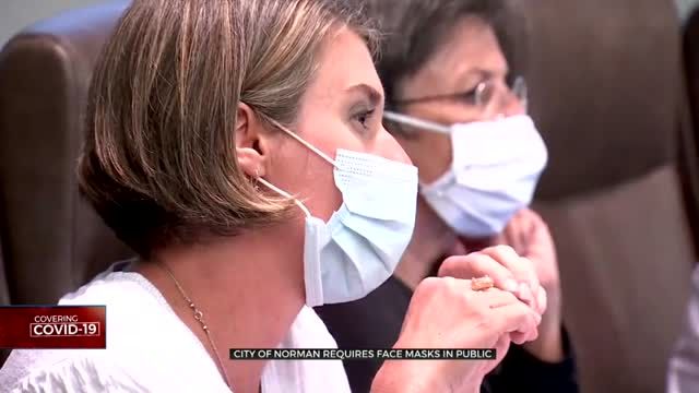 Stilwell Implements Mandatory Mask Policy
