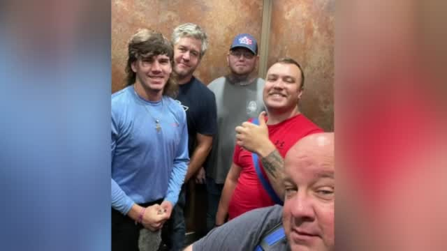 Wagoner County Emergency Management Team Returns Home After Helping In Louisiana