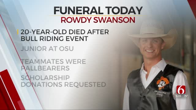 OSU Student Laid To Rest After Fatal Bull Riding Incident