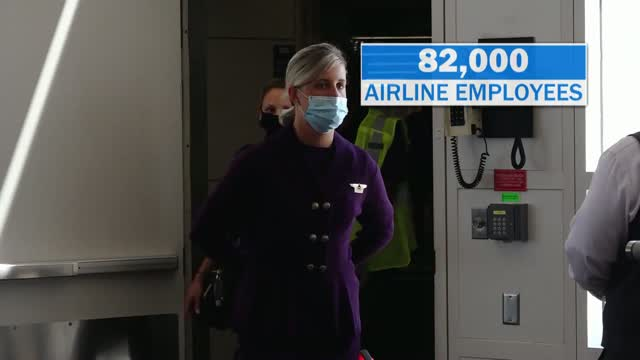 More Than 80,000 Airline Workers Face Furloughs As COVID-19 Devastates Industry