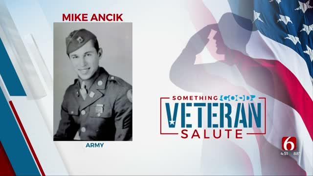 Something Good: Veteran Of The Day Mike Ancik
