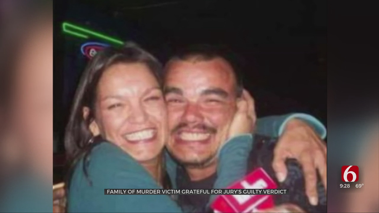 Family Relieved After Jury Convicts Man For Killing Of Father Of 5