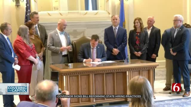 Civil Service HR Overhaul Signed Into Law, Reforming State Hiring Practices