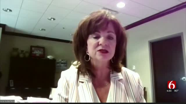 Watch: Jenks Superintendent Discusses COVID-19, Return To Classroom