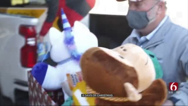 6 Days Of Christmas: Emergency Infant Services Gets Christmas Cheer