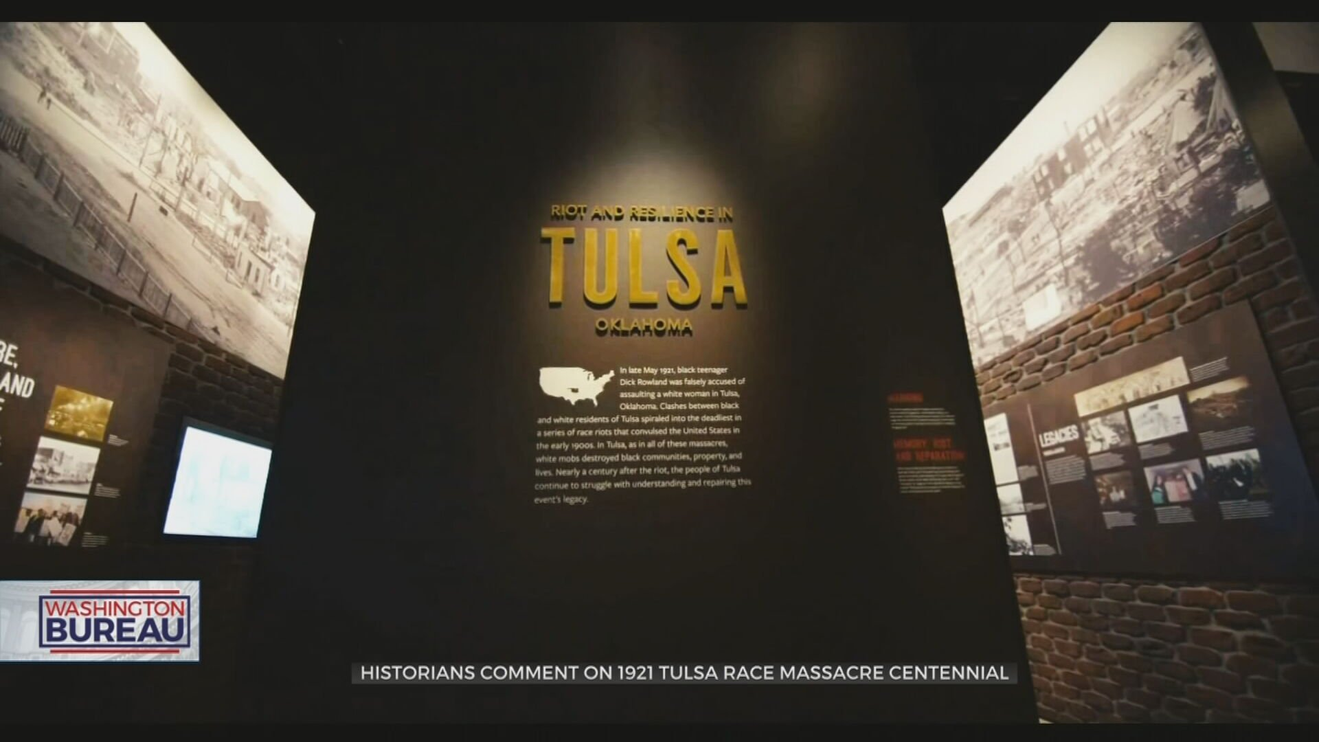 Historians On The Tulsa Race Massacre Centennial: 'We Can't Avoid This History'
