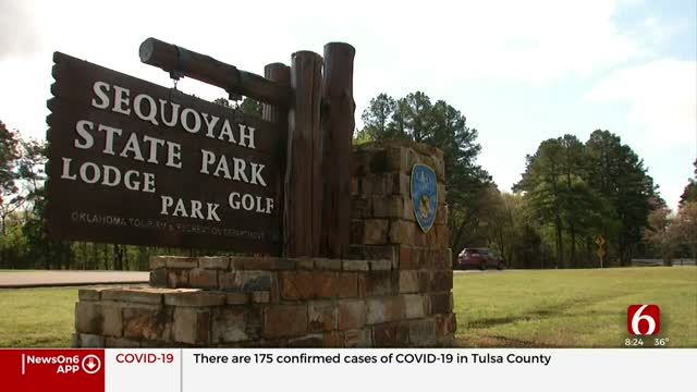 On The Road With Jim Jefferies: Sequoyah State Park