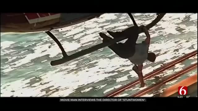 Director Offers Insight On New Documentary Highlighting History Of Stuntwomen