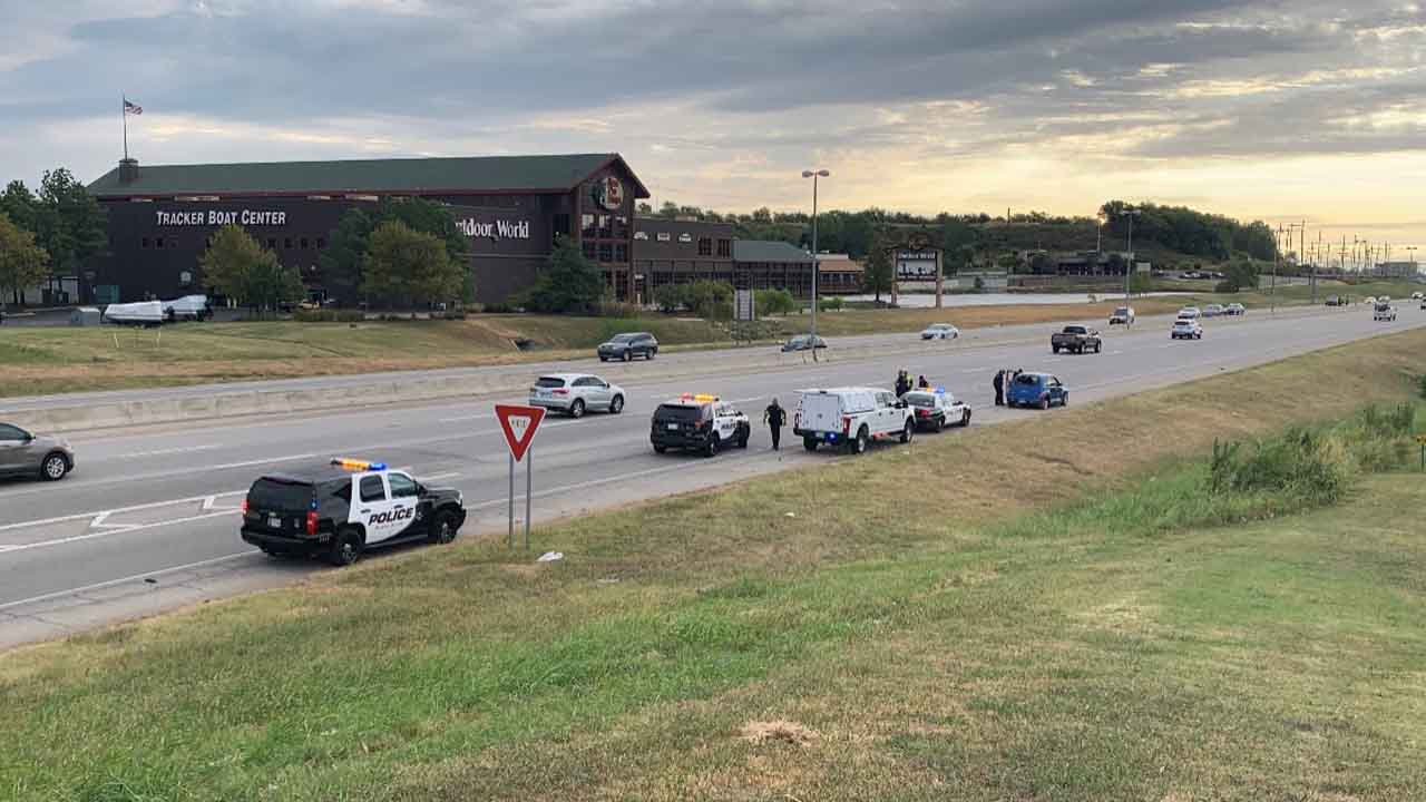 Reckless Driver Taken To Hospital After Police Discover He Was Shot, BAPD Reports