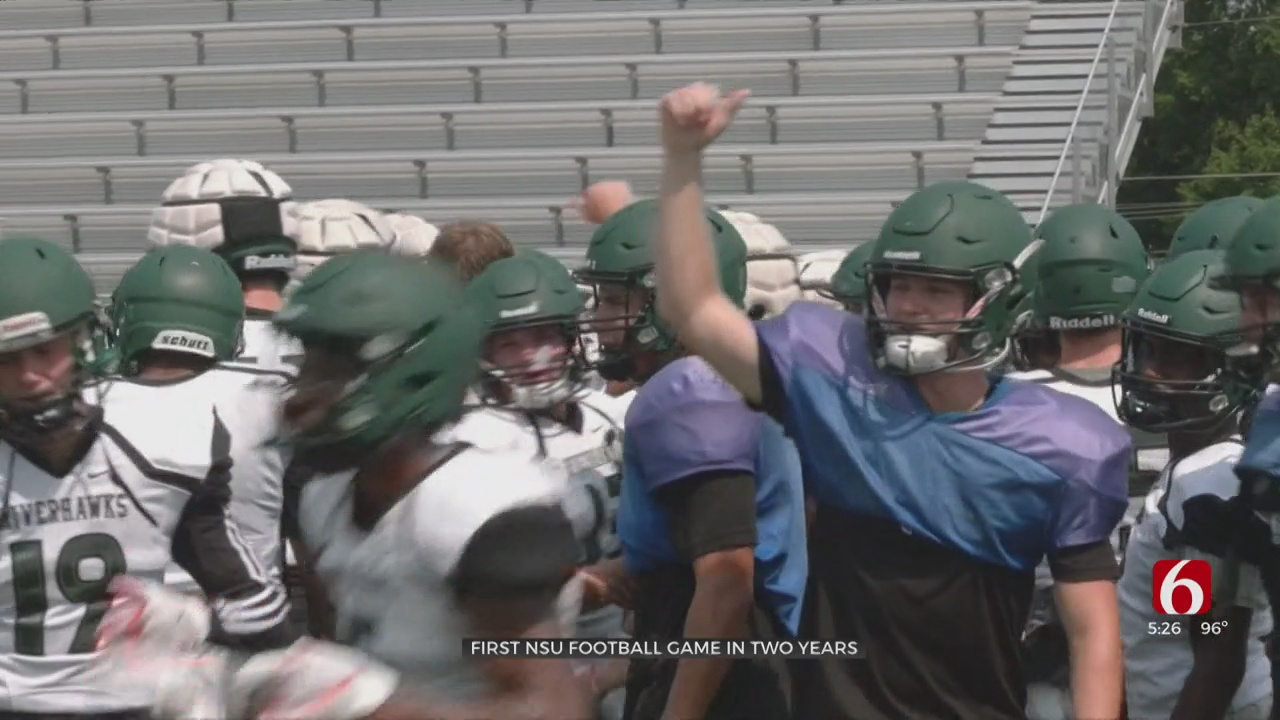 After Nearly 2 Years, Northeastern State Football Ready To Get Back On The Field