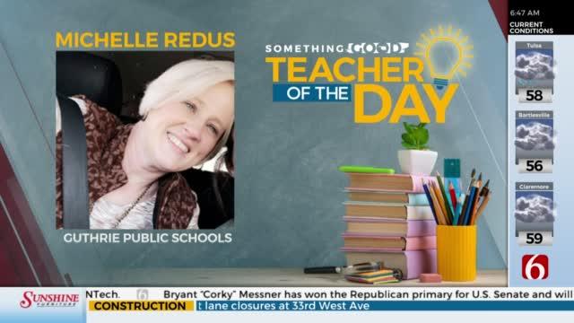 Teacher of the day
