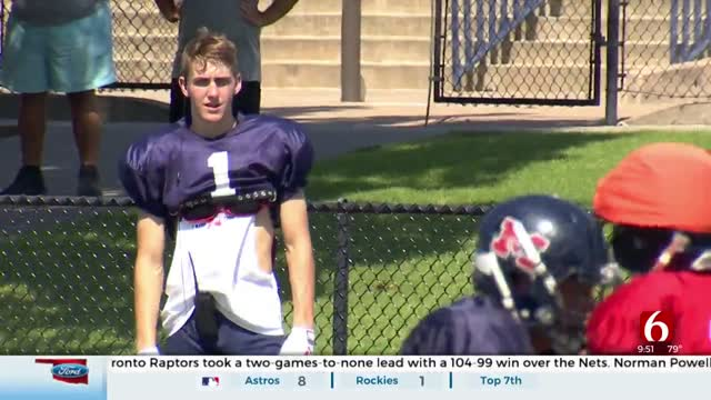 Metro Christian Football Prepares To Defend State Title With New Faces