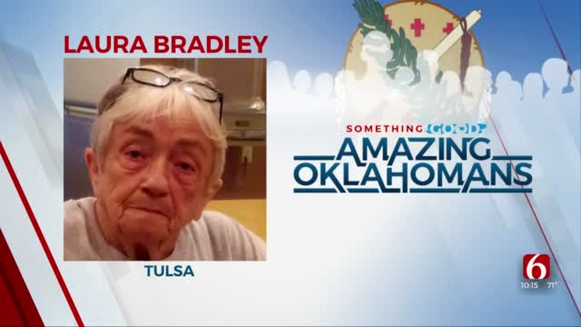 Amazing Oklahoman: Laura Bradley