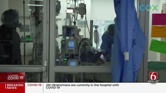 Oklahoma Nurses Assisting In New York City Hope To Return Soon