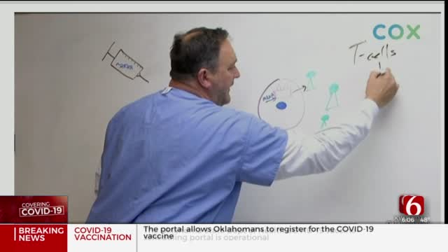 Oklahoma Doctors Address Confusion On Science Of COVID-19 Vaccine