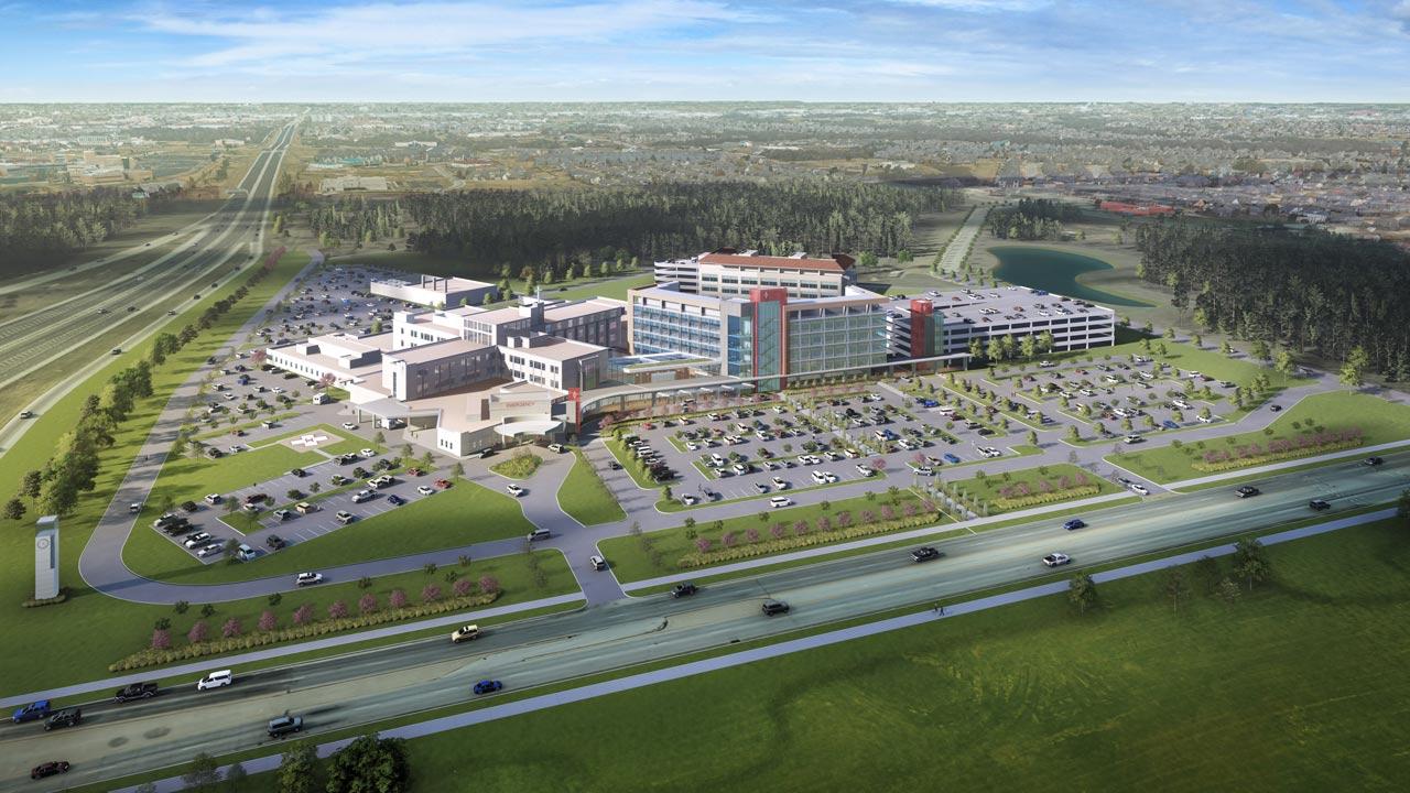 Saint Francis Hospital Announces $250 Million Expansion Project