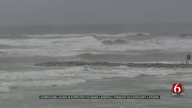 Oklahoma Red Cross Volunteers Head To Coast For Hurricane Laura Relief