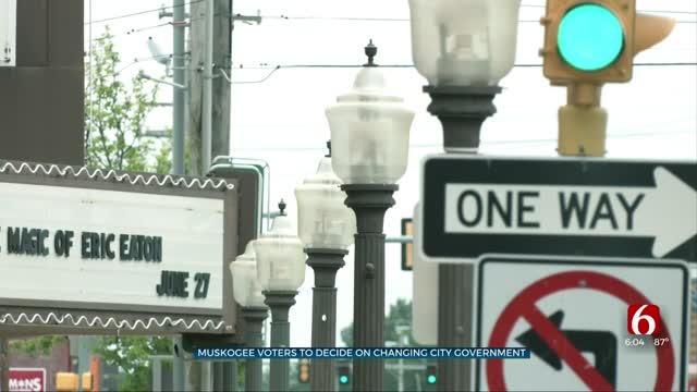 Muskogee Voters To Decide On Changing City Government