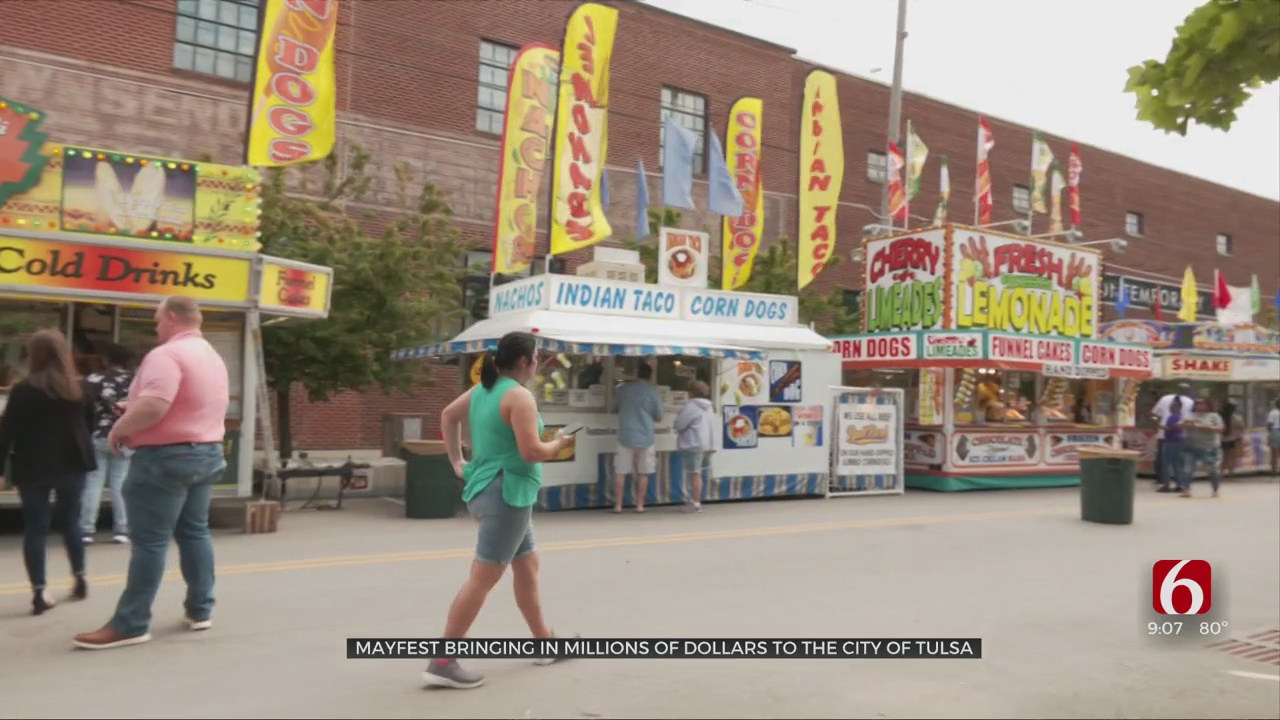 How Mayfest Is Expected To Boost Tulsa's Economy