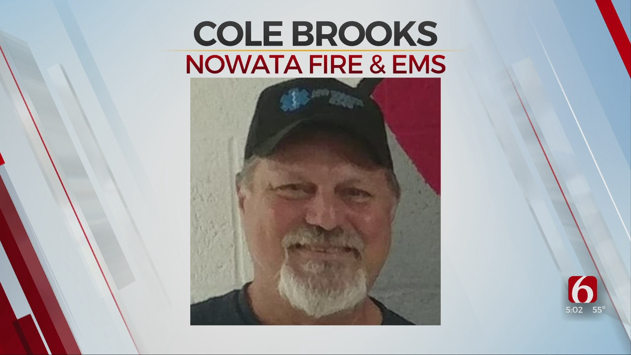 Nowata Paramedic Dies Following Battle With COVID-19