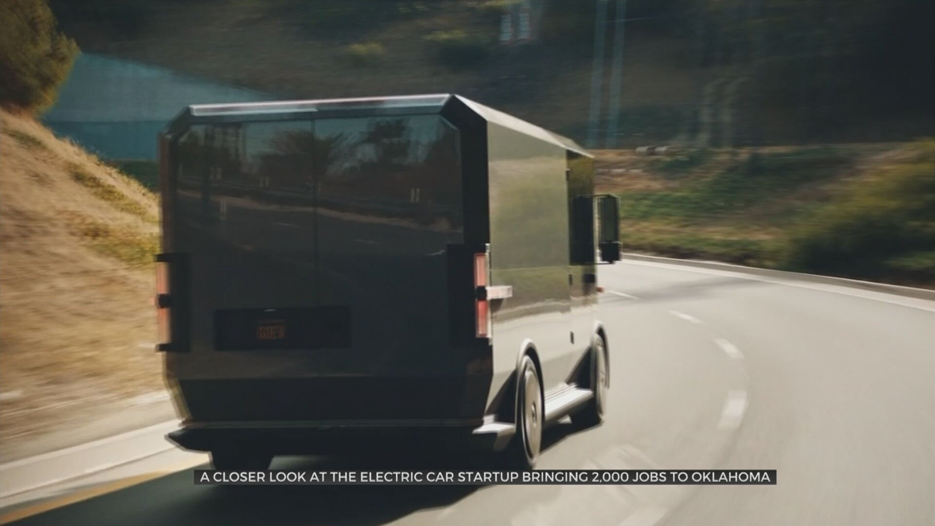 Meet Canoo, The Electric Vehicle Startup Building Its First Facility In Pryor