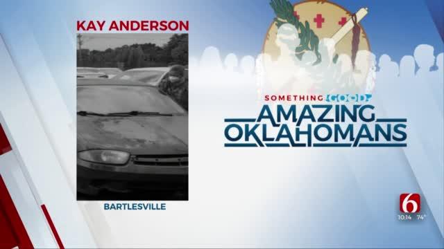 Amazing Oklahoman: Kay Anderson