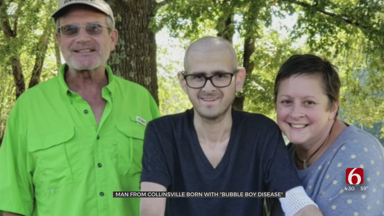 Community To Hold Fundraiser For Skiatook Man Diagnosed With Rare Disorder As A Child
