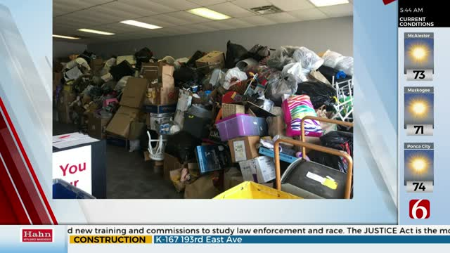 Goodwill Sees Surge In Donations Due To COVID-19 Pandemic