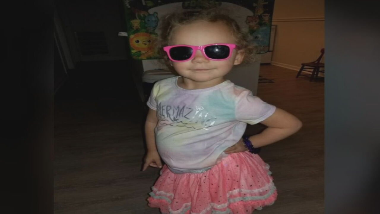 3-Year-Old Oologah Girl Recovering After Being Mauled By Dog