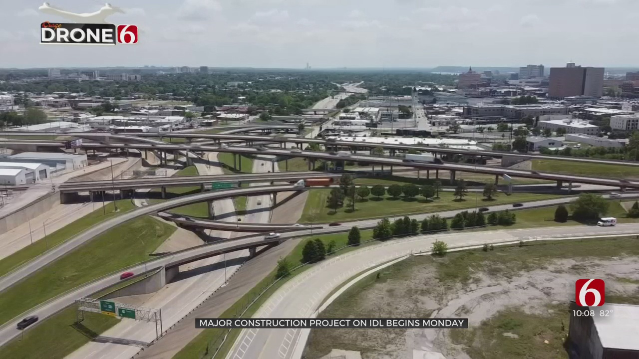 Major Construction Project On East Side Of IDL Starts Monday