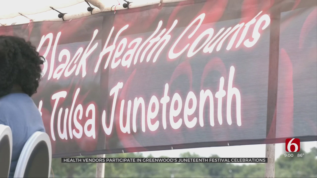 OSU-Tulsa Campus Event Prioritizes Health During Tulsa Juneteenth