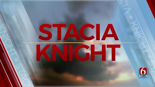 Wednesday Evening Forecast With Stacia Knight