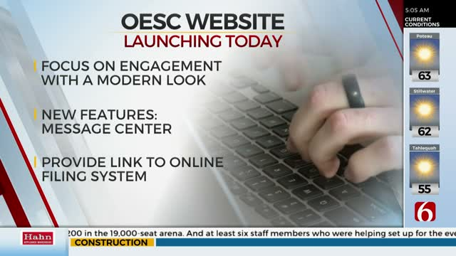 OESC To Launch New, More User-Friendly Website