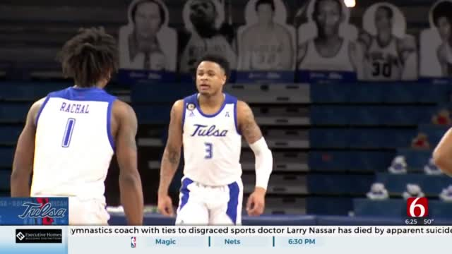 TU Senior Joiner Leaves It All On Court In Tough Loss To Cincy
