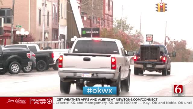 Local Emergency Managers Prepare For Possible Winter Weather