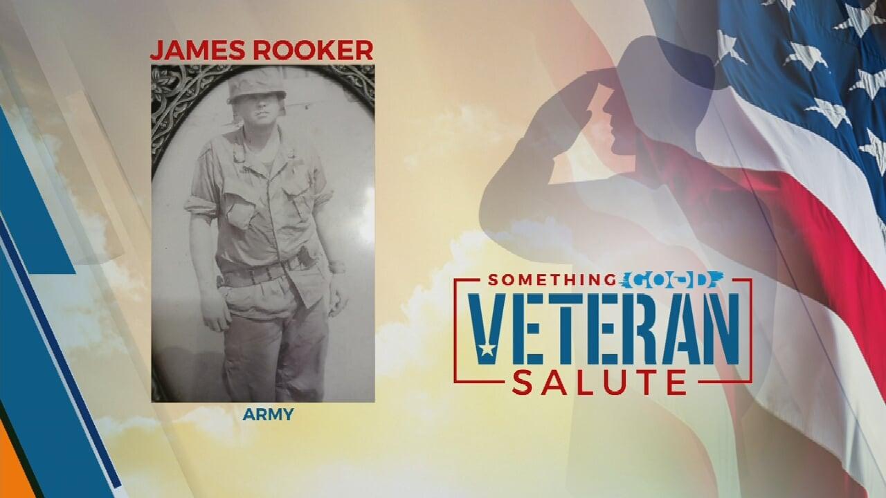 Veteran Salute: James Rooker