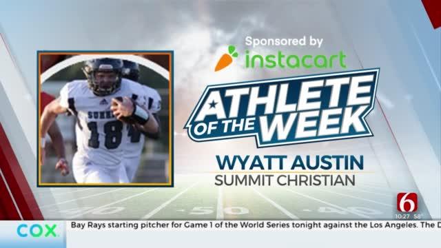 Instacart Athlete Of The Week: Wyatt Austin
