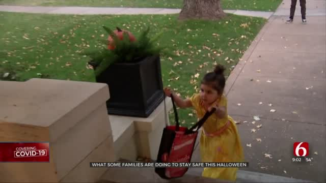 Families Thinking Outside Box For Safe, Memorable Halloween