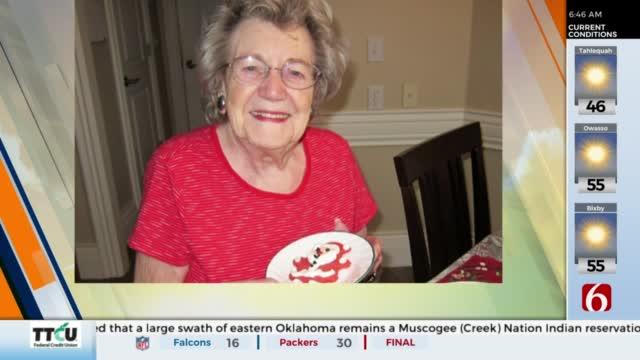 Watch: Grace Roy Celebrates 100 Birthday